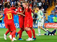 ЧМ-2018: Бельгия одержала волевую победу над сборной Японии, отыгравшись с 0:2