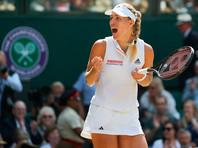 Ангелика Кербер стала победительницей Уимблдона, переиграв в финале Серену Уильямс