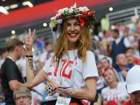 Международная федерация футбола (ФИФА) призвала телевизионных вещателей реже показывать красивых девушек на трибунах в трансляциях матчей чемпионата мира по футболу