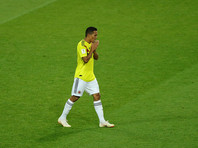 Колумбийским игрокам вновь угрожают смертью за неудачи на футбольном поле