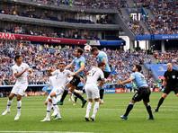 ЧМ-2018: Франция обыграла Уругвай и стала первым полуфиналистом мундиаля