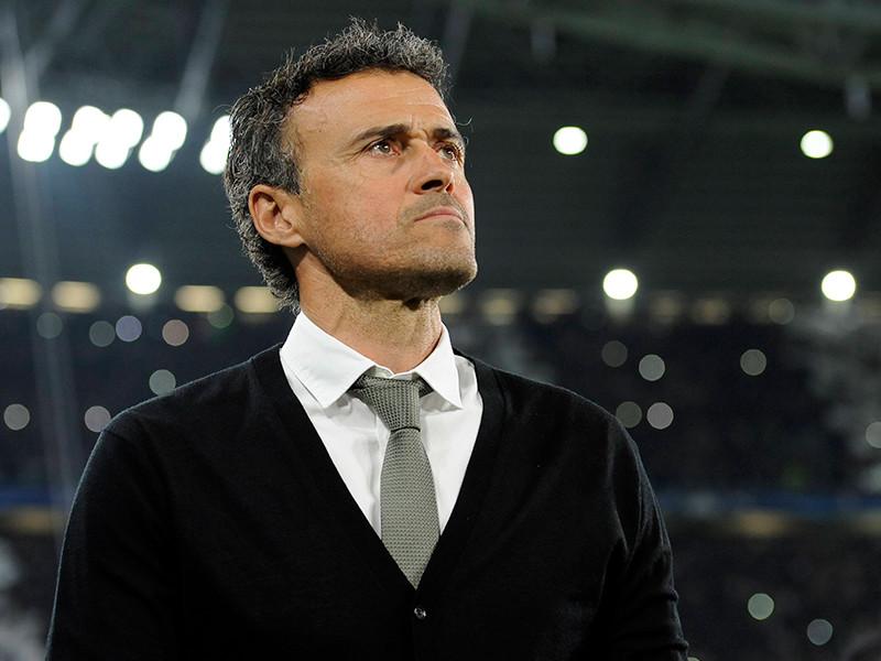 Новым тренером сборной Испании по футболу назначен Луис Энрике