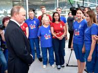 Путин задумался о проведении в России ЧМ по футболу среди женских команд