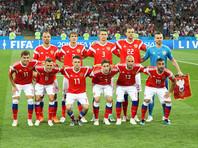 Футболистов сборной России за успехи на ЧМ наградят почетными грамотами