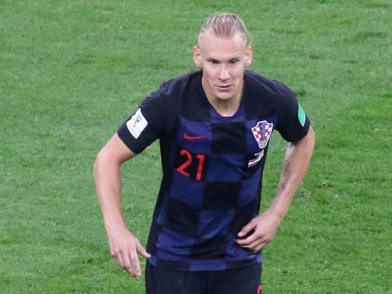 Одиозный защитник сборной Хорватии по футболу Домагой Вида поделился мнением о полуфинальном матче чемпионата мира по футболу против команды Англии