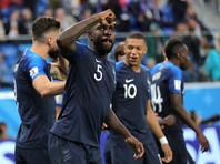 Франция обыграла Бельгию и стала первым финалистом мундиаля