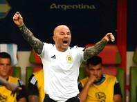 Тренер аргентинцев признал, что его сборная не справилась со скоростью Мбаппе