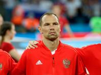 Игнашевич объявил о завершении карьеры, Самедов провел последний матч за сборную России