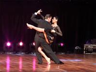 Московские танцоры Дмитрий Васин и Сагдиана Хамзина стали чемпионами мира 2018 года по аргентинскому танго в Буэнос-Айресе