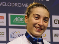Шмелева победила в спринте на треке, Россия лидирует на объединенном ЧЕ по летним видам спорта в медальном зачете