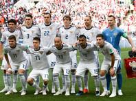 После ЧМ-2018 Россия взлетела в рейтинге ФИФА на 49 место