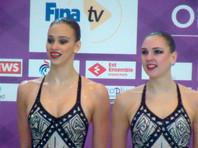 Синхронистки Колесниченко и Субботина принесли России первое золото чемпионата Европы
