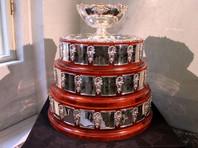 Кубок Дэвиса с 2019 года будет разыгрываться в новом формате