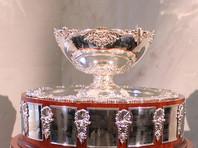Теннисисты РФ сразятся со швейцарцами за право сыграть в финальном раунде Кубка Дэвиса