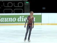 Трусова впервые в истории женского фигурного катания исполнила четверной лутц (ВИДЕО)