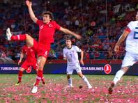 Сборная России по футболу стартовала в Лиге наций победой над турками