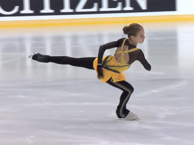 14-летняя фигуристка Трусова установила мировой рекорд в короткой программе