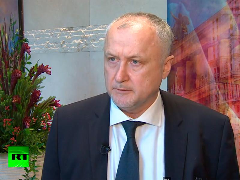 Генеральный директор РУСАДА Юрий Ганус