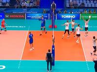 Российские волейболисты вновь остались без медалей чемпионата мира