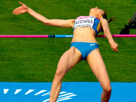 Мария Кучина снова претендует на звание лучшей легкоатлетки Европы
