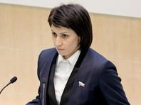 Сенатор Татьяна Лебедева согласилась со своей дисквалификацией за допинг