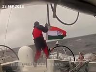 В Индийском океане спасли участника кругосветной регаты Golden Globe Race