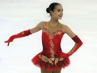 Фигуристка Алина Загитова установила мировой рекорд в короткой программе одиночниц