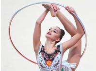 Дина Аверина стала пятикратной чемпионкой мира по художественной гимнастике