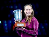 Дарья Касаткина стала победительницей Кубка Кремля