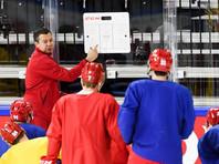 Костяк сборной России по хоккею составили игроки армейских клубов