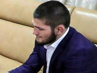 Хабиб Нурмагомедов вызвал на бой боксера Флойда Мейвезера