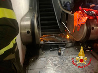 Corriere della Sera: фанаты ЦСКА не прыгали на взбесившемся эскалаторе римского метро