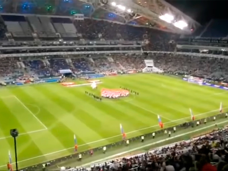 Футболисты сборной России одержали вторую победу в Лиге наций