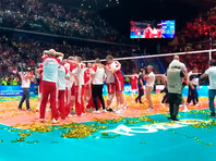 Поляки защитили титул чемпионов мира по волейболу