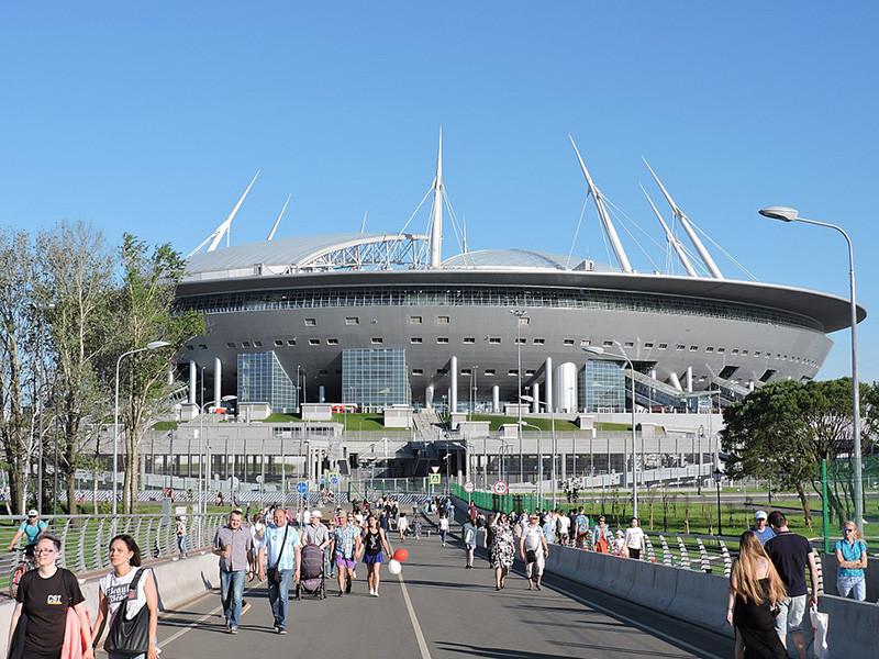 """Санкт-петербургский """"Зенит"""" занял 19-е место в списке самых посещаемых футбольных клубов мира в текущем сезоне"""