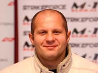 Федор Емельяненко одолел американца Соннена в полуфинале Гран-при Bellator