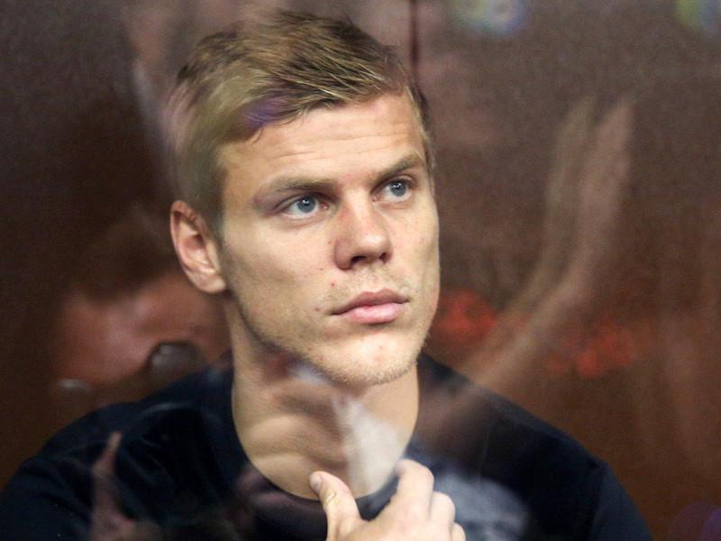 """Футболисты Кокорин и Мамаев попросились из """"Бутырки"""" под домашний арест"""