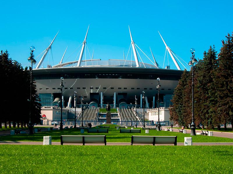Россия выразила желание принять финальный матч Лиги чемпионов 2021 года в Санкт-Петербурге