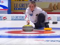 Женская сборная России по керлингу пробилась в полуфинал чемпионата Европы