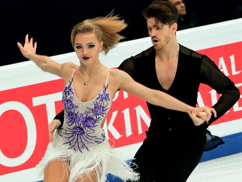 Степанова и Букин выиграли московский Гран-при с мировым рекордом