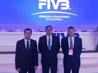 Россия в 2022 году впервые примет чемпионат мира по волейболу
