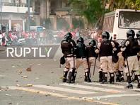 Ответный финальный матч Кубка Лидбертадорес не состоялся из-за масштабных беспорядков