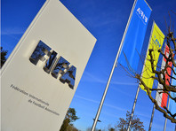 Россия потеряла семь позиций в ноябрьском рейтинге ФИФА