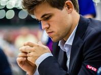 Карлсен и Каруана доигрались до тай-брейка в матче за шахматную корону