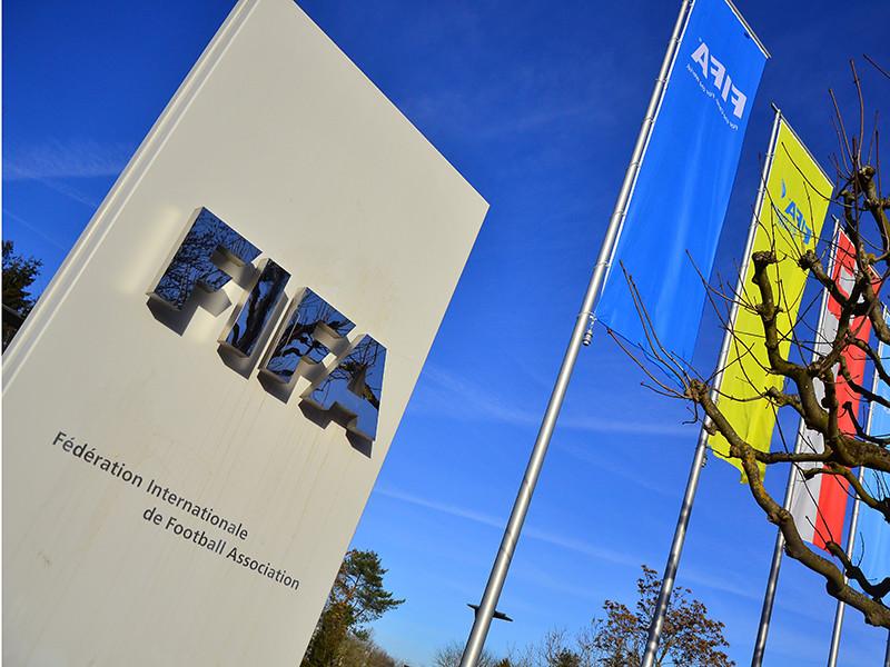 Сборная России опустилась с 41-го на 48-е место в обновленном рейтинге Международной федерации футбола (ФИФА)