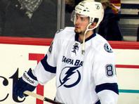 Кучеров впервые набрал пять очков за матч, сейчас нападающий второй бомбардир сезона в НХЛ