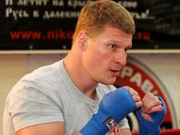 Боксер Александр Поветкин возвращается к тренировкам после операции на локтях