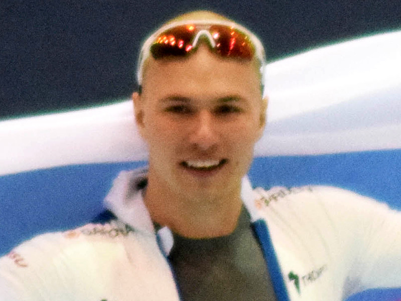 Конькобежец Кулижников победил на польском этапе Кубка мира с рекордом трассы