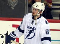 Кучеров возглавил рейтинг лучших бомбардиров Национальной хоккейной лиги