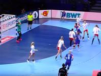 Российские гандболистки впервые за 10 лет пробились в полуфинал чемпионата Европы